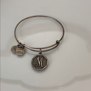 Alex and Ani M Bracelet